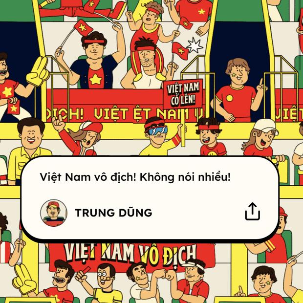 Khán đài ở trong tim: Đêm nay Việt Nam cứ việc chiến đấu hết mình, cổ vũ đã có CĐV lo! - Ảnh 18.
