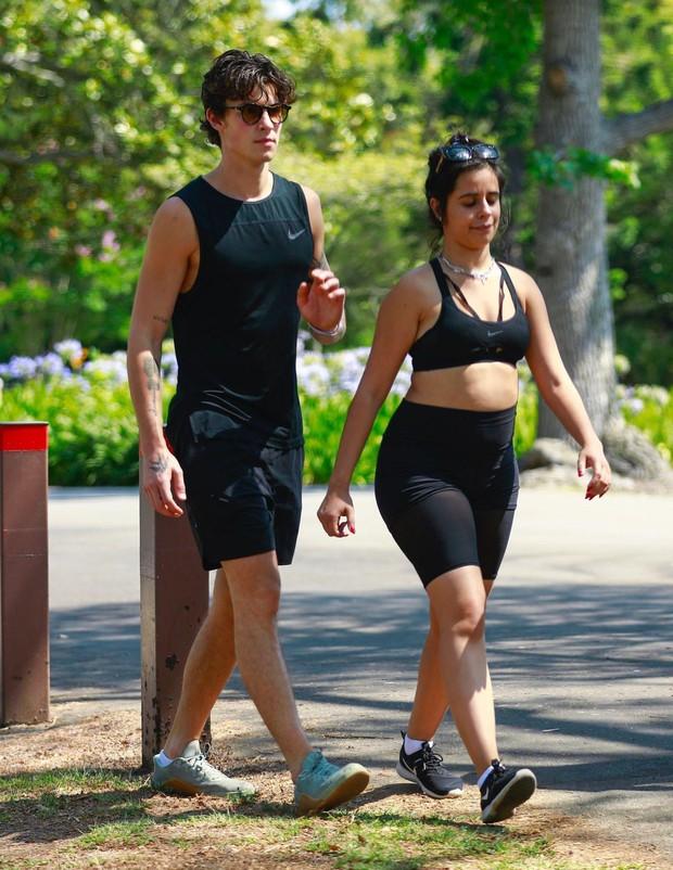 Camila Cabello vòng 3 tăng size hết hồn, đứng cạnh Shawn Mendes mà dân tình phải bất lực: Anh xài hao quá! - Ảnh 10.