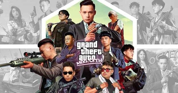 Vừa mở nhạc hội linh đình trong GTA V, Độ Mixi ngay lập tức bị Masew đánh 8 gậy bản quyền khiến ai nấy đều ngỡ ngàng? - Ảnh 1.