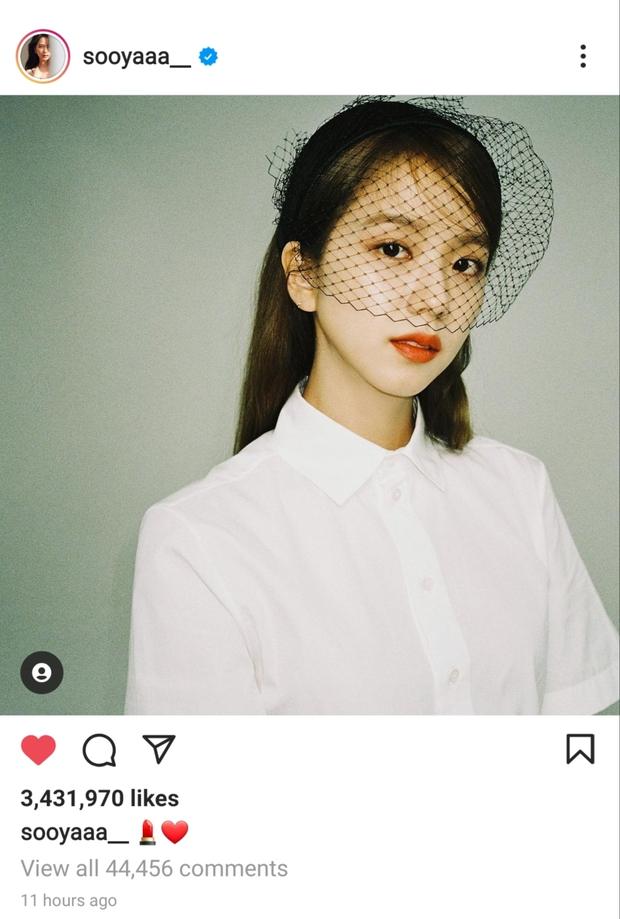 Jisoo (BLACKPINK) gây bão MXH chỉ với 1 bức ảnh: Danh xưng Hoa hậu Hàn Quốc đúng là không tự nhiên mà có! - Ảnh 3.