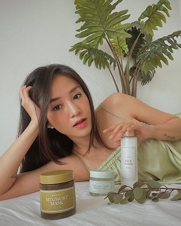 Salim, Hà Trúc, Kaity Nguyễn diện đồ bánh bèo nhìn mê quá trời, hóa ra toàn thiết kế local brand cực dễ mua - Ảnh 5.