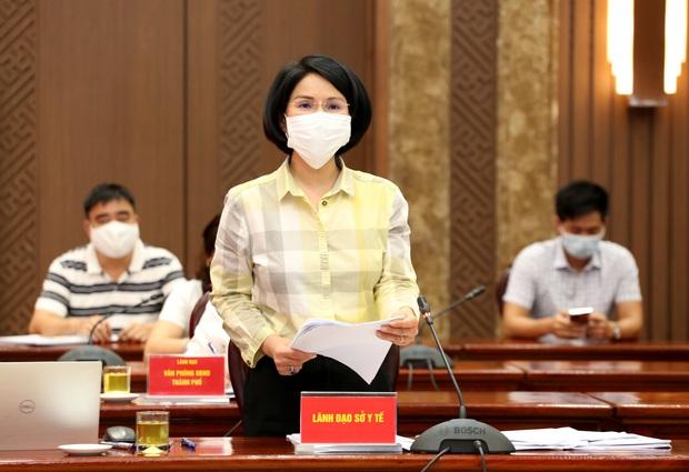 Phó Bí thư Hà Nội: Chưa thể lạc quan có thể mở cửa ngay trở lại cuộc sống bình thường - Ảnh 1.
