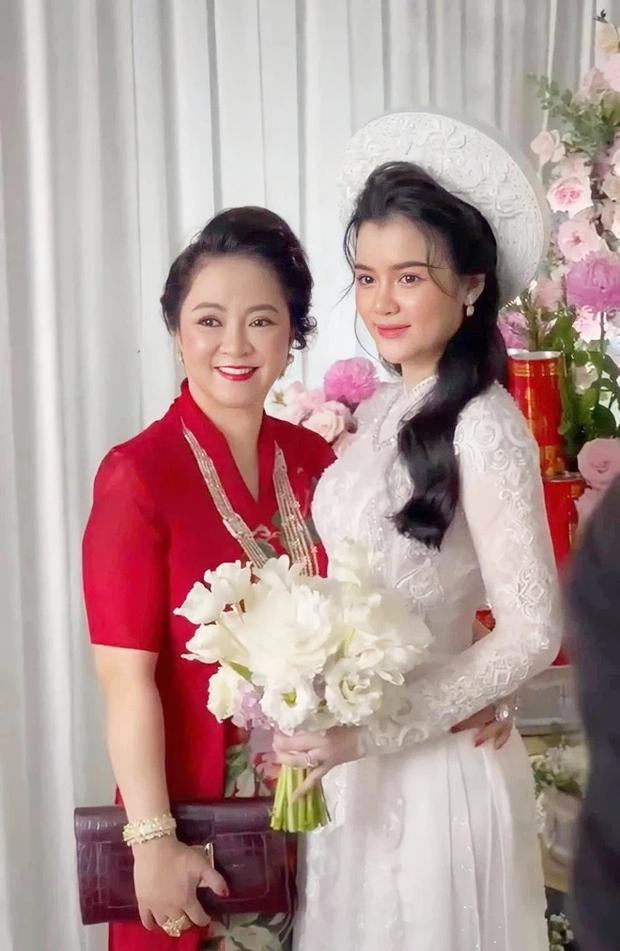 Netizen bán tín bán nghi khi nghe CEO Đại Nam tiết lộ lên chức chị nội: Nàng dâu hào môn Quế Long đã có tin vui? - Ảnh 1.