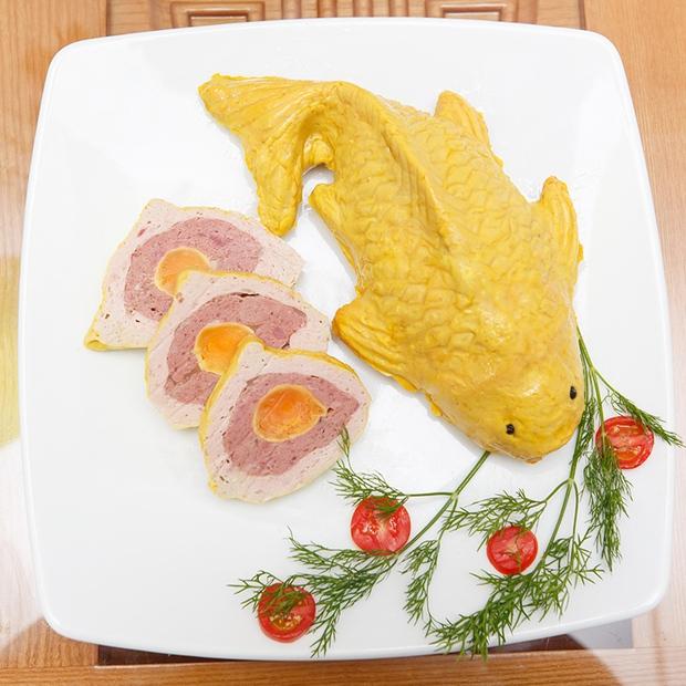 Rất ít người biết ở Việt Nam có đặc sản nhìn như con cá cao su, không ngờ lại là món ngon được làm rất kỳ công - Ảnh 3.