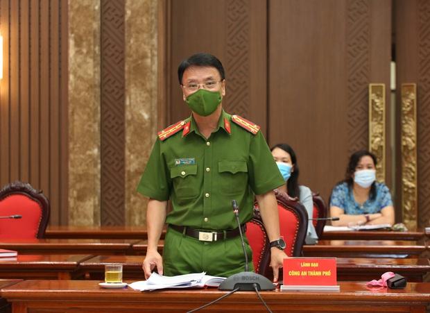 Hà Nội không cấm người từ tỉnh khác vào thành phố, vẫn duy trì 22 chốt kiểm soát tại các cửa ngõ Thủ đô - Ảnh 2.