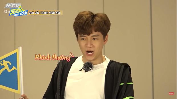 Jun Phạm tấu hài tại Running Man Việt tập 1: Chê Ngô Kiến Huy đã miệng rồi tự đi vào vết xe đổ - Ảnh 12.
