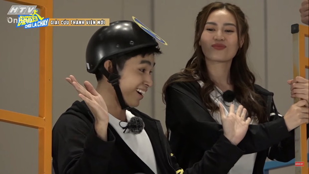Jun Phạm tấu hài tại Running Man Việt tập 1: Chê Ngô Kiến Huy đã miệng rồi tự đi vào vết xe đổ - Ảnh 8.