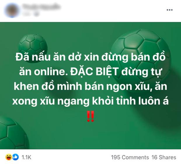"""""""Nhũng nhiễu"""" thị trường bán bún bò online ở Sài Gòn, cư dân mạng nhất quyết đòi… bỏ tù người bán, vì sao? - Ảnh 1."""