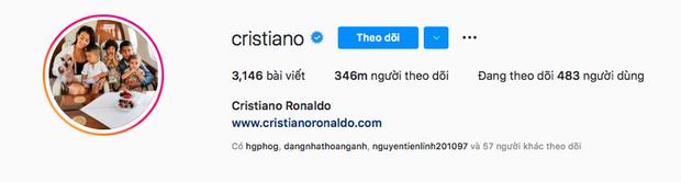 Top 5 tài khoản Instagram có lượng follower khủng nhất thế giới: Ronaldo chỉ xếp thứ 2, vị trí top 1 lại là một bất ngờ lớn! - Ảnh 7.