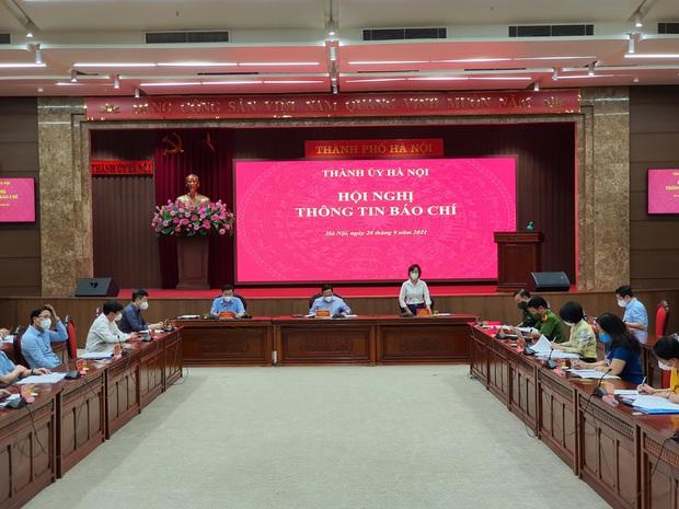 Sau 6h ngày 21/9, Hà Nội không áp dụng giấy đi đường, không còn phân chia 3 vùng - Ảnh 1.