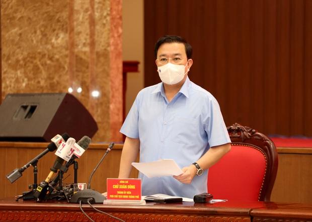 Sau 6h ngày 21/9, Hà Nội không áp dụng giấy đi đường, không còn phân chia 3 vùng - Ảnh 2.