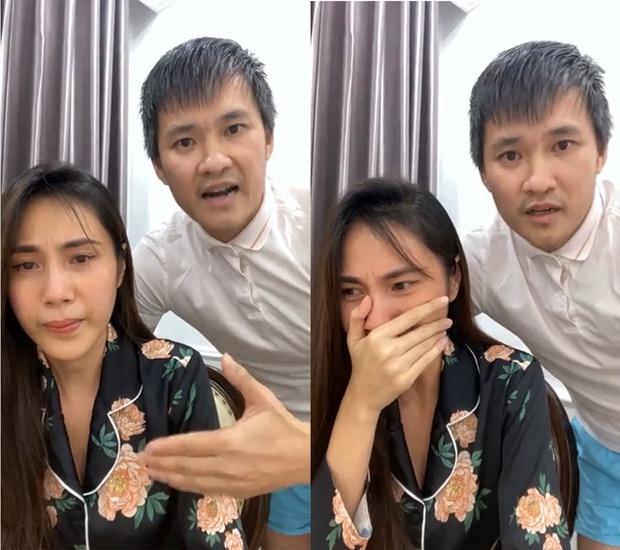 Netizen lan truyền clip Thuỷ Tiên thừa nhận khóc lóc, đóng kịch để không bị đòi tiền, thực hư ra sao? - Ảnh 3.