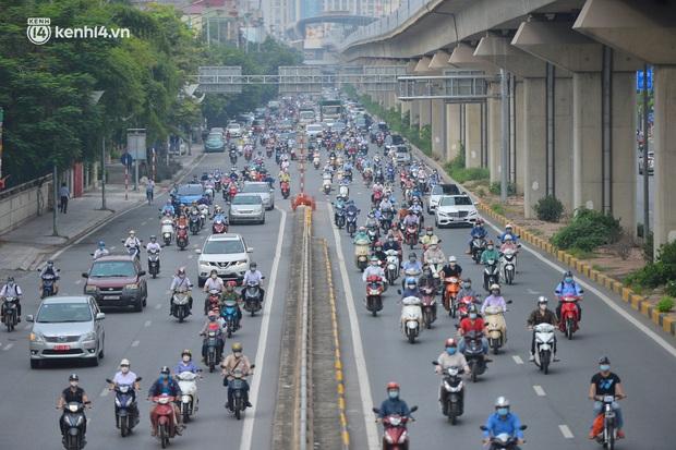 Chiều nay, Hà Nội họp thông tin về biện pháp phòng, chống dịch sau 21/9 - Ảnh 1.