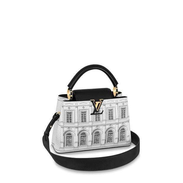 BST túi Louis Vuitton Thu - Đông 2021: Nét đẹp vĩnh cửu đậm chất Hy Lạp hút hồn cả những ngôi sao thế giới! - Ảnh 2.