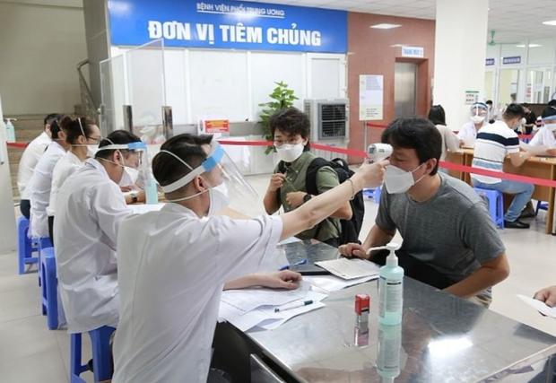 Sáng 20/9, Hà Nội thêm 3 ca mắc Covid-19 mới tại quận Hoàng Mai và Đống Đa - Ảnh 1.