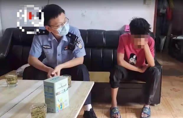 """Bố mẹ """"mất ăn mất ngủ"""" tìm con trai 13 tuổi, 3 ngày sau thấy đứa trẻ ở nơi khó tin - Ảnh 2."""