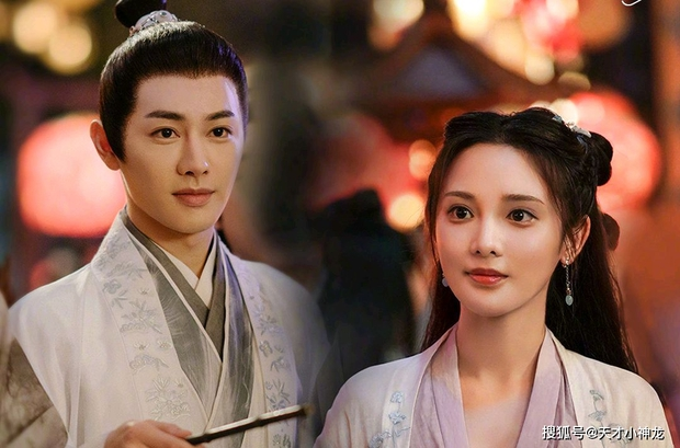 Phim mới của Bành Tiểu Nhiễm mở điểm thấp đến sốc nặng, netizen đổ hết tội cho nam chính xí trai nhất 2021? - Ảnh 1.