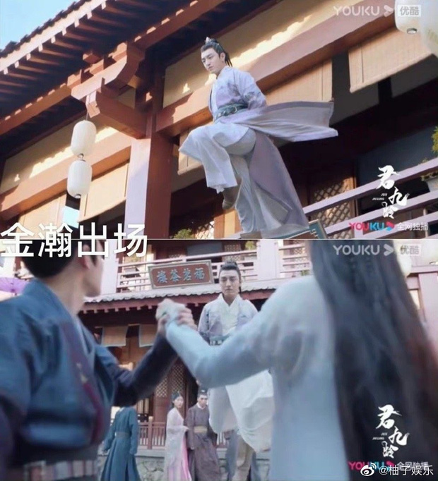Phim mới của Bành Tiểu Nhiễm mở điểm thấp đến sốc nặng, netizen đổ hết tội cho nam chính xí trai nhất 2021? - Ảnh 6.