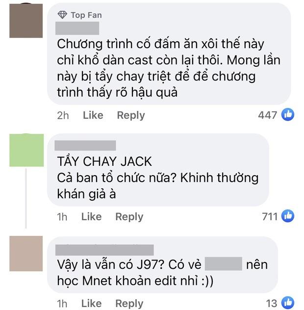 Netizen phẫn nộ vì Jack debut tại Running Man trên nền nhạc Là 1 Thằng Con Trai, được mô tả ca sĩ đa tài, sáng tác thần sầu mặc scandal - Ảnh 4.