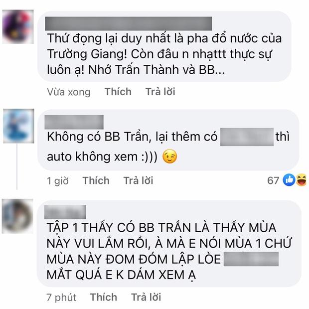 Netizen đồng loạt đòi trả lại BB Trần sau khi Running Man Vietnam mùa 2 lên sóng! - Ảnh 1.