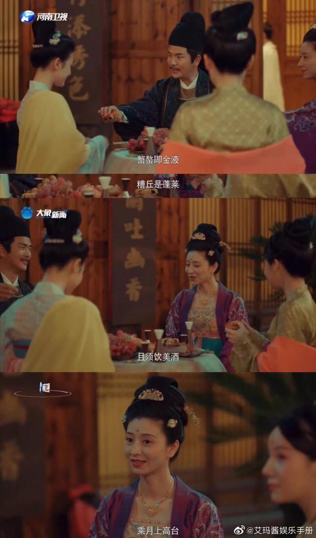 Cặp gian phu dâm phụ Chân Hoàn Truyện bất ngờ tái hợp sau 10 năm, nàng đẹp mặn mà hết sức còn chàng thì sao? - Ảnh 4.