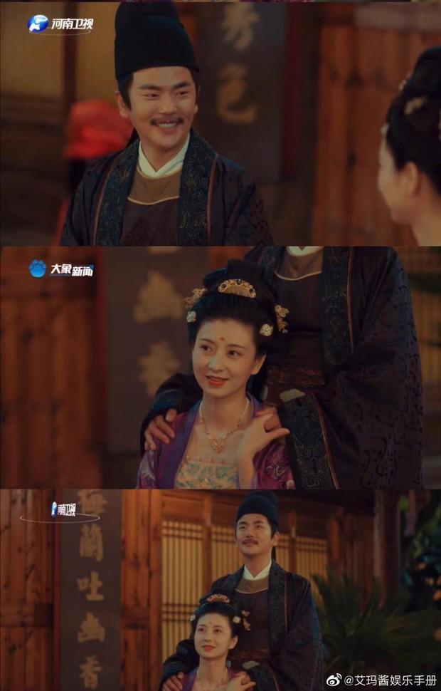 Cặp gian phu dâm phụ Chân Hoàn Truyện bất ngờ tái hợp sau 10 năm, nàng đẹp mặn mà hết sức còn chàng thì sao? - Ảnh 5.