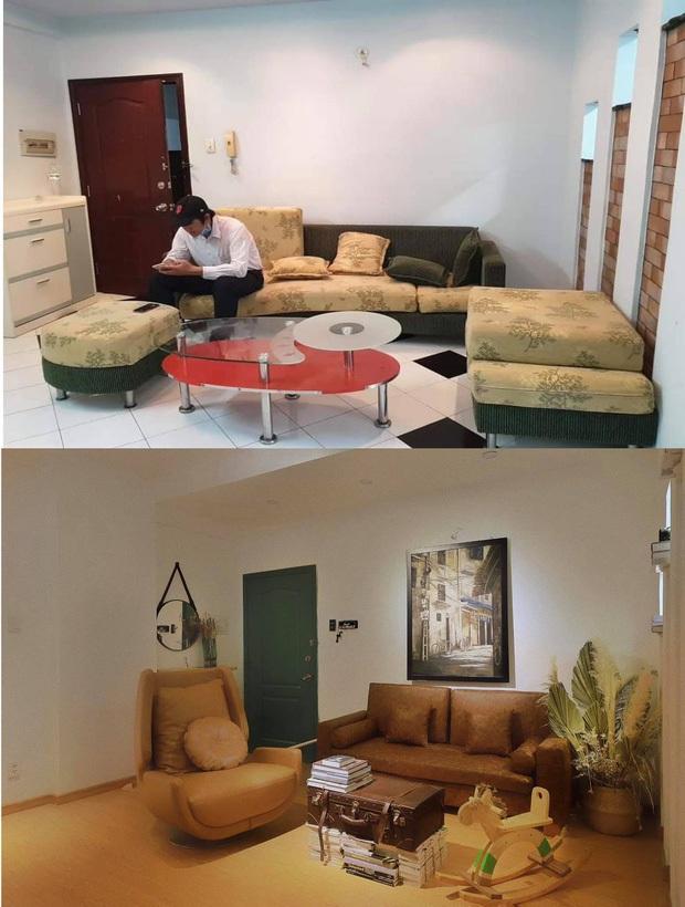 8 màn cải tạo phòng trọ cho bạn thêm động lực decor, ở nhà thuê nhưng xịn chẳng kém nhà riêng - Ảnh 4.
