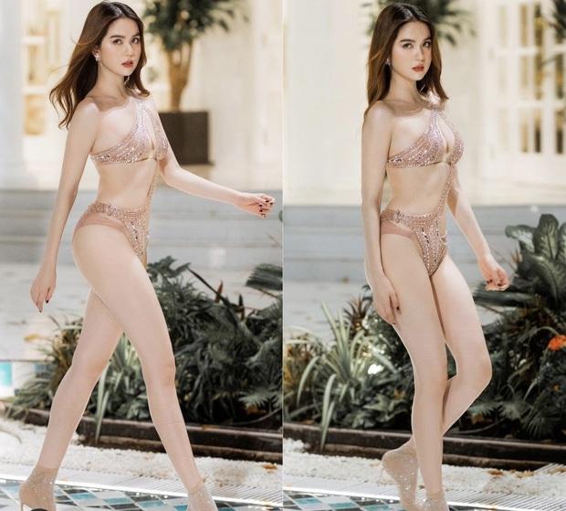 Bị VTV gọi tên vì khoe thân quá đà, Ngọc Trinh lại gây sốc khi diện nội y trong suốt, nhìn không kỹ còn tưởng đang nude - Ảnh 4.