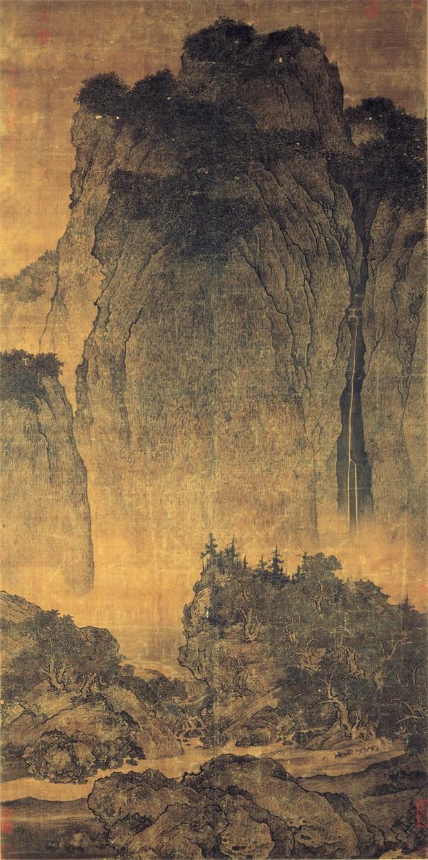 Phóng to 20 lần bức tranh Càn Long yêu thích, chuyên gia vui mừng reo lên: Bí mật hơn 900 năm hóa ra cất giấu ở đây! - Ảnh 1.