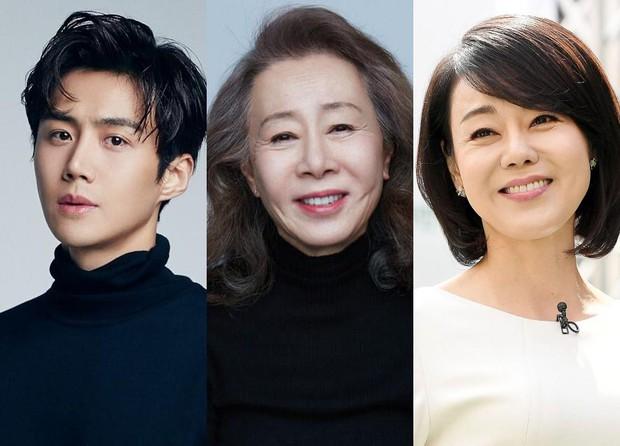 Kim Seon Ho át vía dàn cast Hospital Playlist ở BXH diễn viên tháng 9, Shin Min Ah cũng theo sát crush luôn - Ảnh 11.