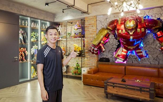 Soi cơ ngơi hot streamer Việt: Độ Mixi là tâm điểm của cả cộng đồng với biệt phủ 7 tầng và nhiều món đồ đặc biệt - Ảnh 1.