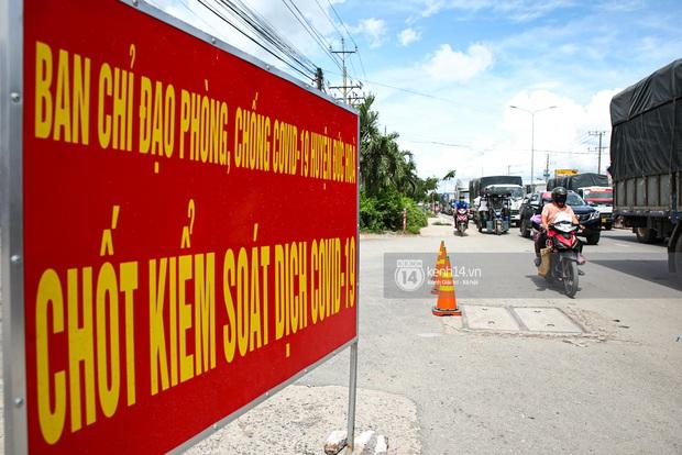 Toàn tỉnh Long An được nới lỏng giãn cách, nhiều dịch vụ được phép mở lại - Ảnh 1.