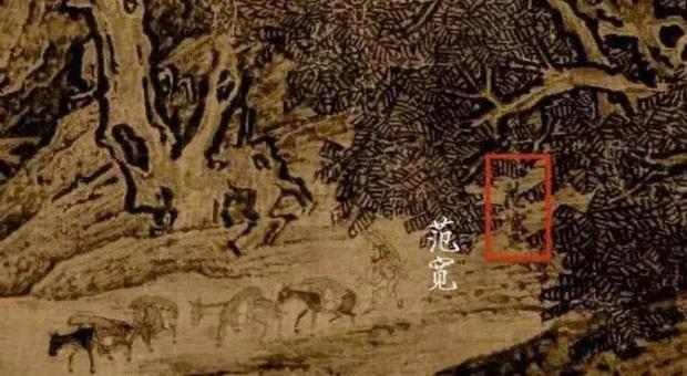 Phóng to 20 lần bức tranh Càn Long yêu thích, chuyên gia vui mừng reo lên: Bí mật hơn 900 năm hóa ra cất giấu ở đây! - Ảnh 3.