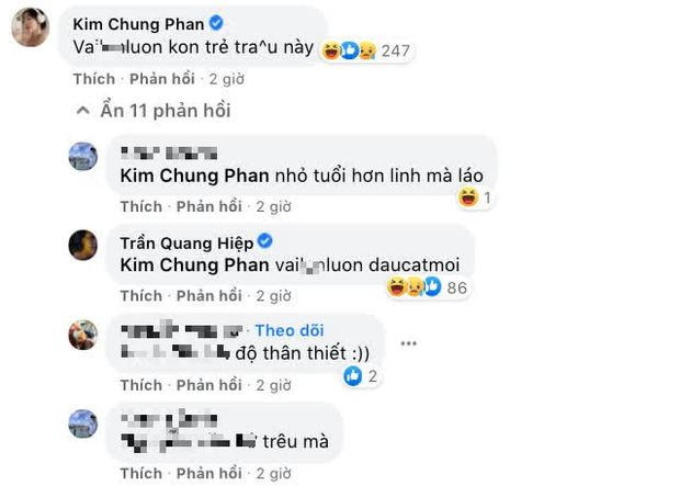 Hot girl Kim Chung Phan bị chỉ trích, phát ngôn tục tĩu với chị em dâu nhà Team Flash - Ảnh 6.