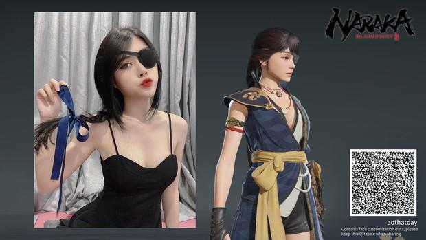 Linh Ngọc Đàm, Hường Lulii... hóa thân thành nữ tướng trong tựa game hot nhất hiện nay, fan đua nhau vào mlem mlem - Ảnh 7.