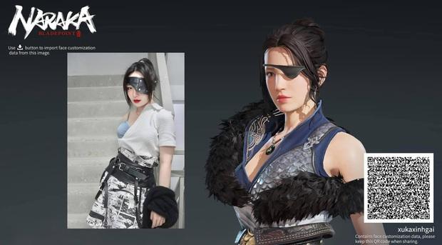 Linh Ngọc Đàm, Hường Lulii... hóa thân thành nữ tướng trong tựa game hot nhất hiện nay, fan đua nhau vào mlem mlem - Ảnh 8.
