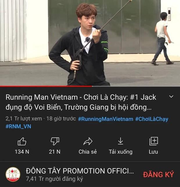 Tập 1 Running Man Việt giành top 1 trending YouTube chưa đầy 24 tiếng nhưng sao kỳ lạ thế này? - Ảnh 4.