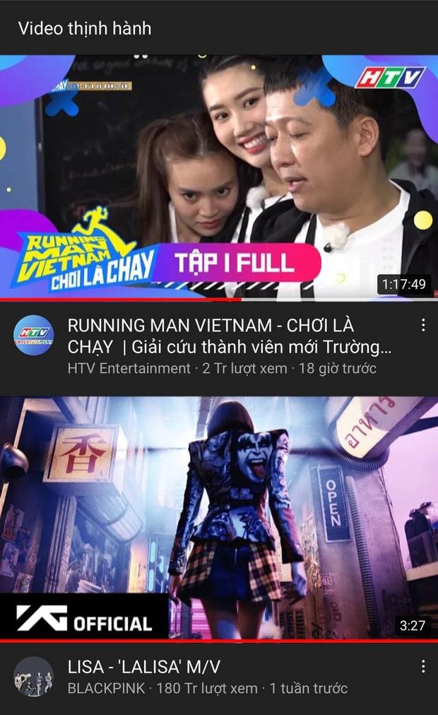 Tập 1 Running Man Việt giành top 1 trending YouTube chưa đầy 24 tiếng nhưng sao kỳ lạ thế này? - Ảnh 2.