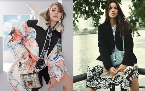 BST túi Louis Vuitton Thu - Đông 2021: Nét đẹp vĩnh cửu đậm chất Hy Lạp hút hồn cả những ngôi sao thế giới! - Ảnh 4.