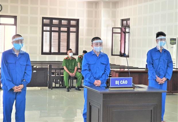 Kẻ cầm đầu đường dây ma túy từ châu Âu về Đà Nẵng lĩnh án tử hình, 2 đàn em nhận án tù chung thân - Ảnh 1.