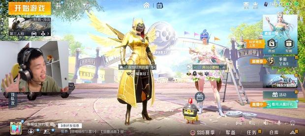 Không điển trai nhưng lại có số hưởng, nam streamer liên tục được livestream với hai mỹ nữ nổi tiếng hàng đầu Trung Quốc - Ảnh 1.