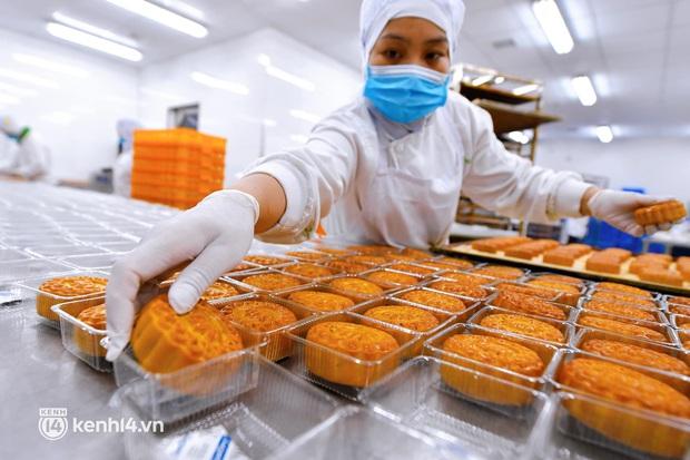 Gần 30.000 bánh Trung thu từ Hà Nội được vận chuyển vào cho y bác sĩ miền Nam - Ảnh 1.