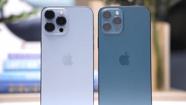 Video unbox cả 4 mẫu iPhone 13, màu xanh sierra nhận được mưa lời khen vì quá xuất sắc! - Ảnh 8.