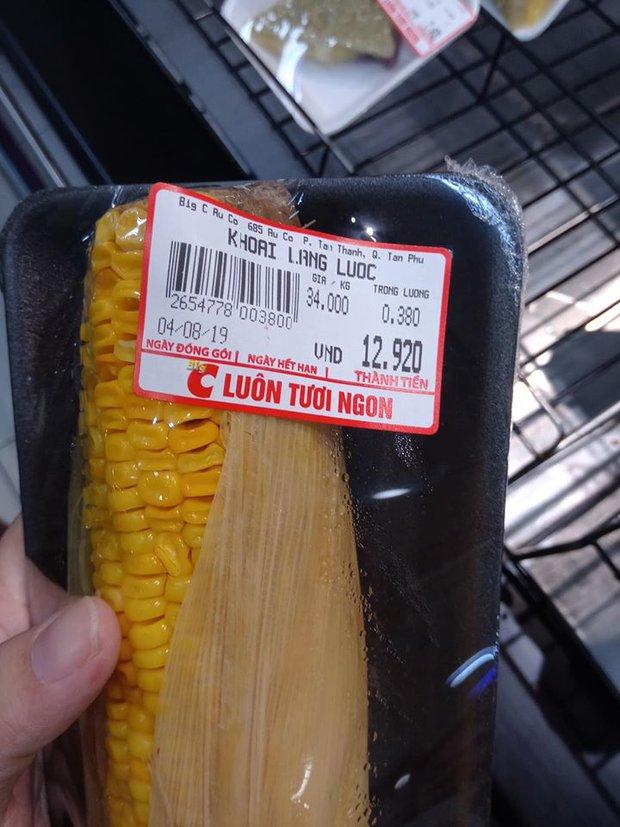 Thấy siêu thị để bảng giảm giá sốc, cô gái định mua nhưng lại quay xe 180 độ sau khi nhìn thấy dòng chữ này - Ảnh 7.
