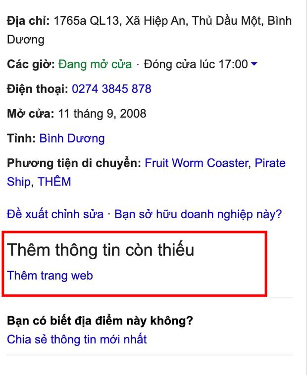 SỐC: Website của Đại Nam không truy cập được, tâm huyết cả đời của ông Dũng lò vôi bay màu sạch sẽ khỏi Google? - Ảnh 3.