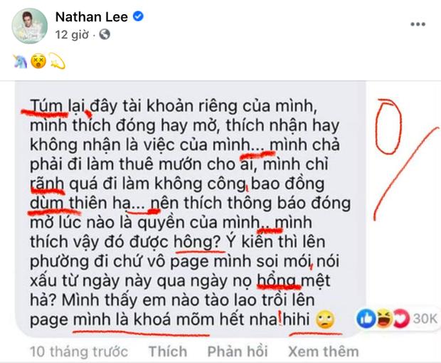 Nathan Lee bắt lỗi chính tả của Thuỷ Tiên, chấm 0 điểm! - Ảnh 1.