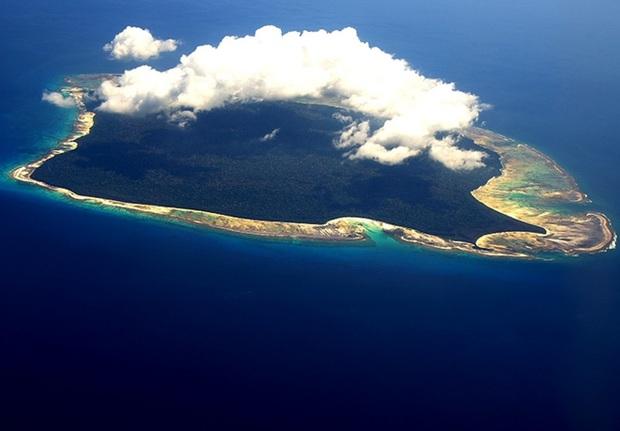Đây là hòn đảo bí ẩn nhất trên Trái Đất, những người đổ bộ lên đảo mà không được phép sẽ không bao giờ có thể quay trở lại! - Ảnh 1.