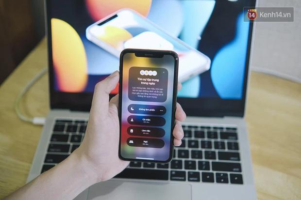 Trải nghiệm nhanh iOS 15 trên iPhone: Vẫn là iOS 14 nhưng xịn xò hơn rất nhiều! - Ảnh 7.