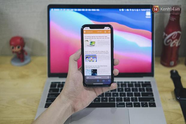 Safari trên iPhone được làm mới hoàn toàn với iOS 15: Dùng một tay sướng hơn bao giờ hết! - Ảnh 2.