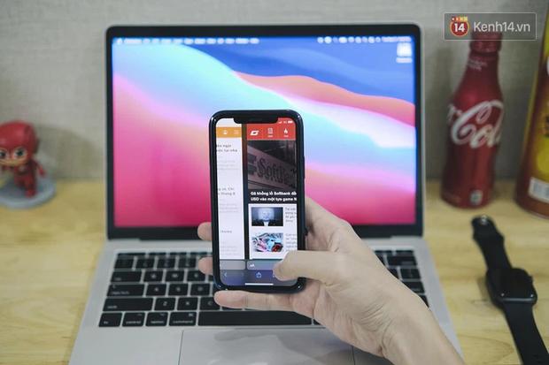 Safari trên iPhone được làm mới hoàn toàn với iOS 15: Dùng một tay sướng hơn bao giờ hết! - Ảnh 3.